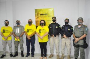 Campanha Maio Amarelo - Prefeitura de Piripiri