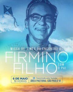 Missa de 1 mês de Firmino Filho